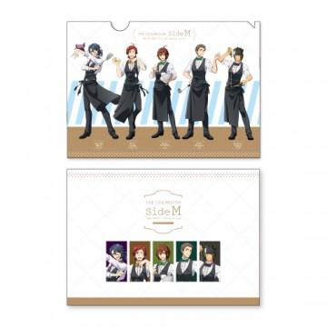 クリアファイル 380円