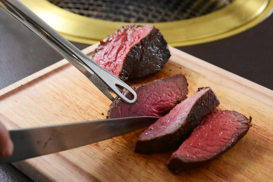 門崎熟成肉 塊焼