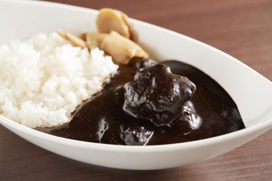 自家製黒肉カレー