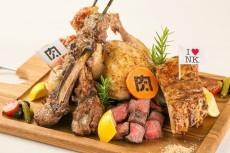総重量2.9キロ!肉ソン・肉肉肉盛り合わせ