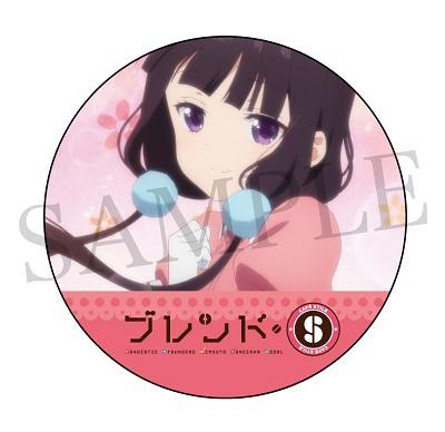 各巻購入特典…缶バッジ ※画像は第1巻のものになります。