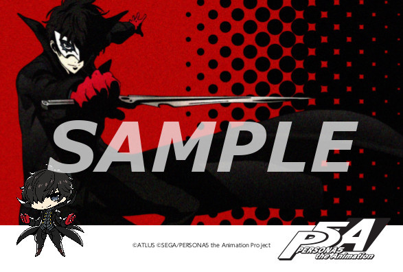 """""""PERSONA 5 the Animation"""" × Akihabara tourism map """"Ad street"""" tie-up campaign held! !"""