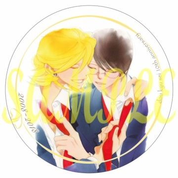 ※ Venue limited goods 'Memorial plate' image © Asumiko Nakamura / akaneshinsha