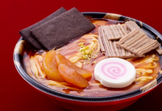 Popular classic menu Ramen cake 1,080 yen (tax included)
