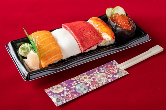 How much do you recommend Sushi cake 1,080 yen (tax included)
