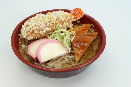 Toshi-Koshi荞麦面蛋糕