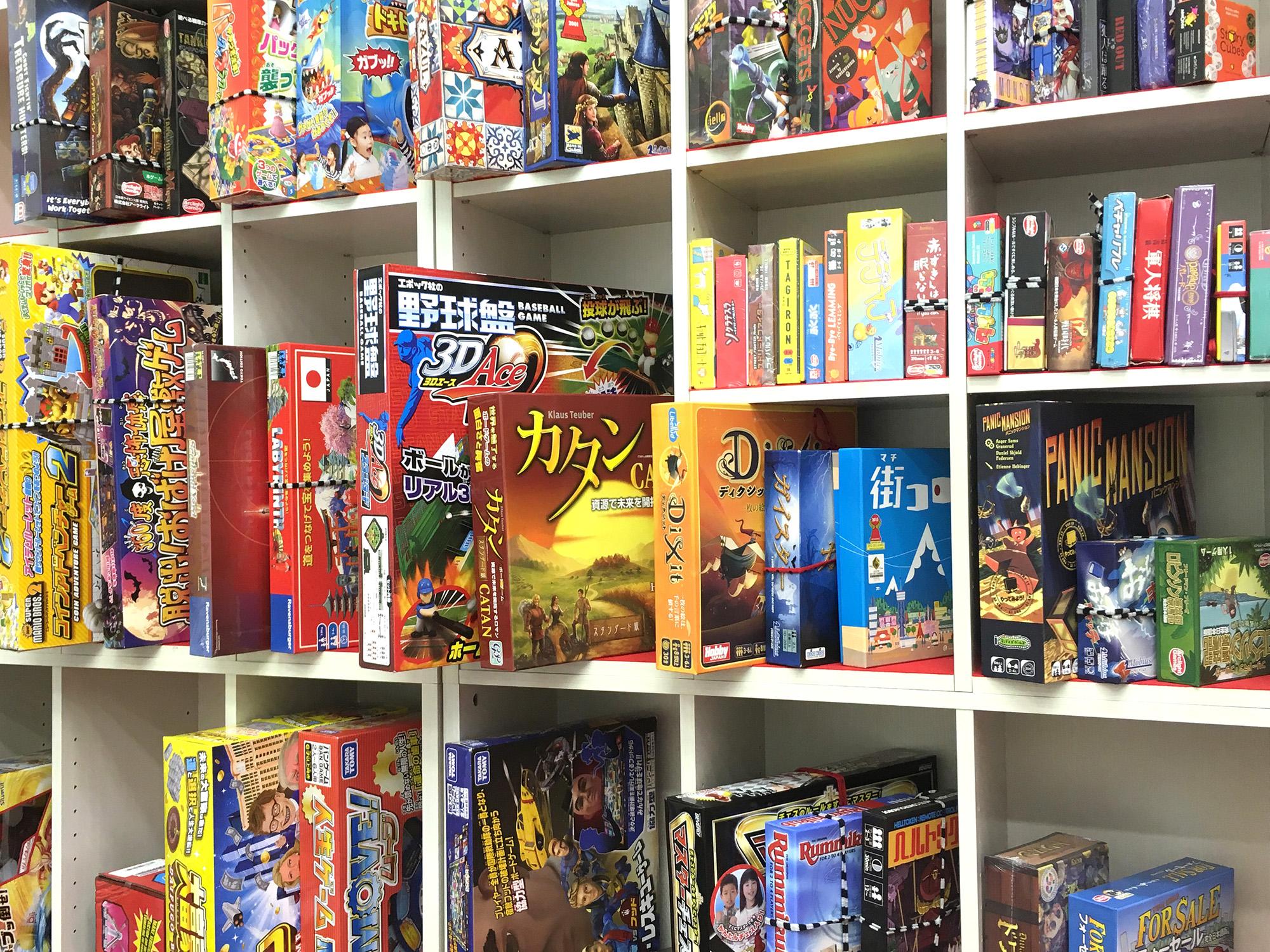 """【신규 개점] 보드 게임 및 테이블 게임 LAB """"KOTORA"""""""