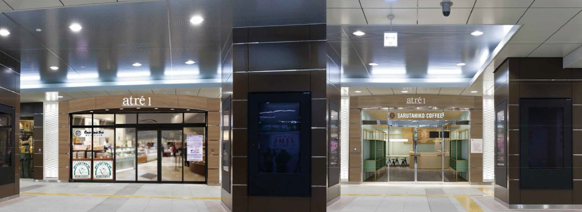 Atre Akihabara 1 1F floor Renewal opening on Thursday, June 27 Floor 1 floor, we introduce all 12 shops!