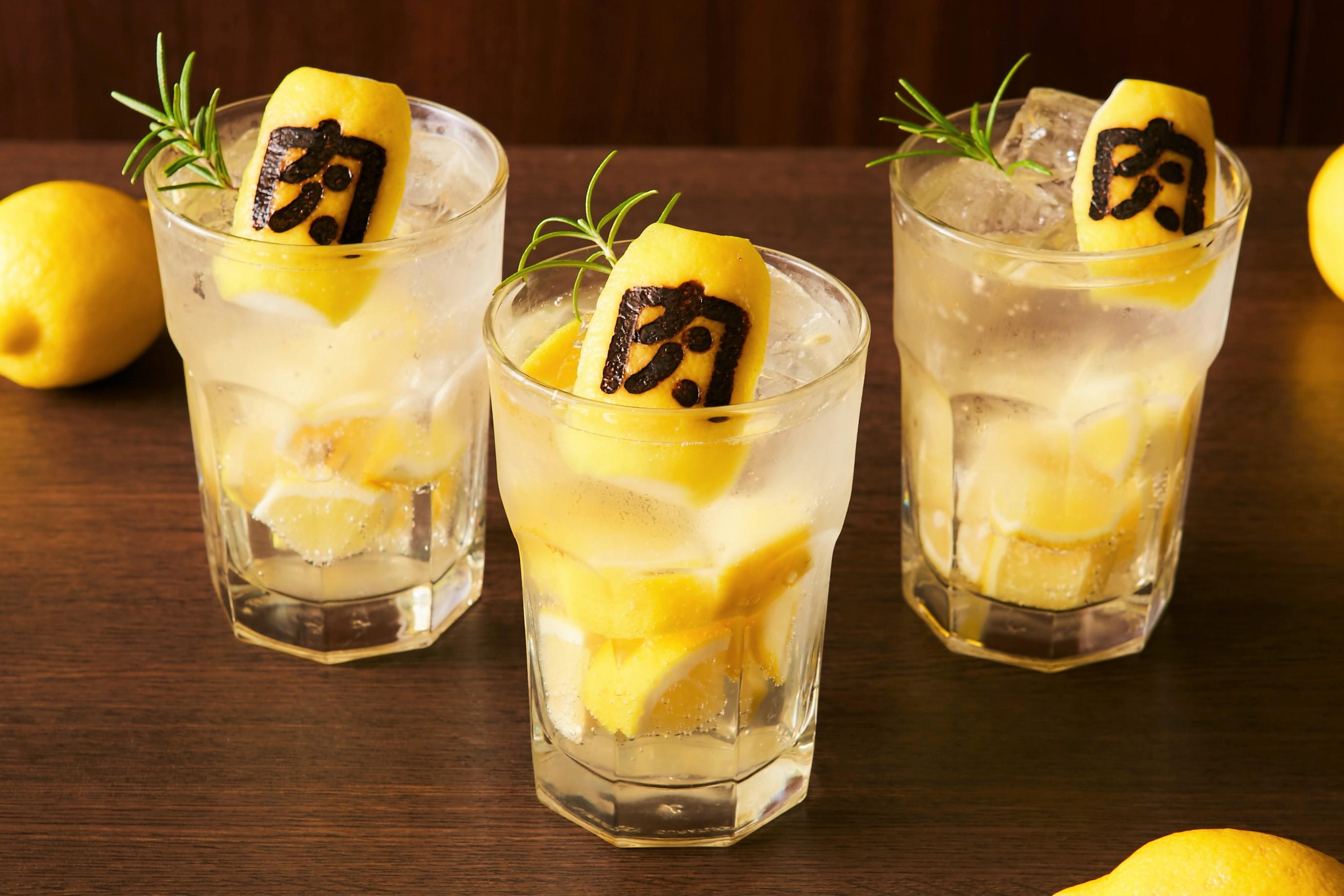 【新商品】ごろごろレモンの「肉」レモンサワー