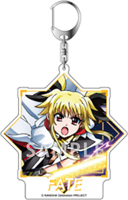 """We also hold fairs where you can get goodies and film stickers! 6/19 released """"Magical Girl Lyrical Nanoha Detonation"""" Blu-ray & DVD Gamers Information"""