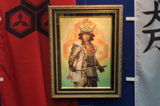 「愛」の字を掲げる兜が特徴的な武将、直江兼続