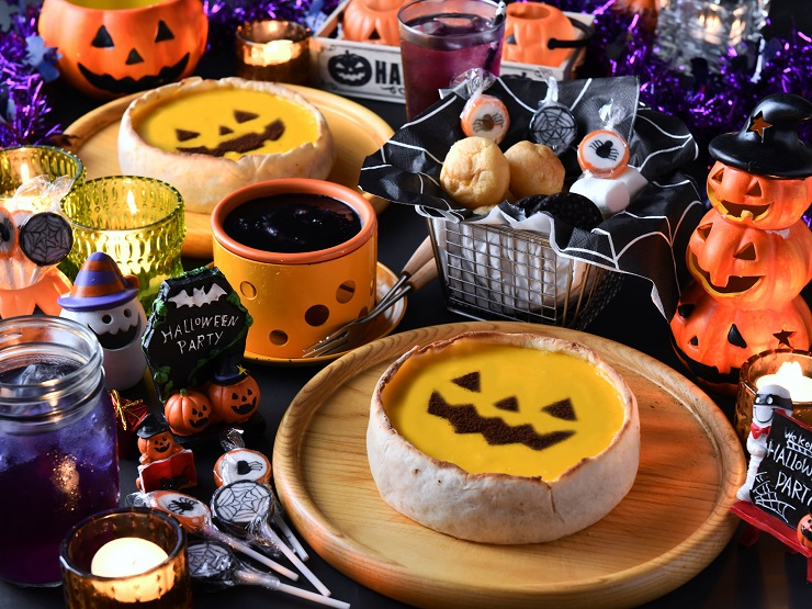 """[Surprise] All-you-can-eat cheese fondue is free for one year! Post a nice photo on Instagram and get a """"Cheese Fondue Passport""""! Halloween photo contest held!"""