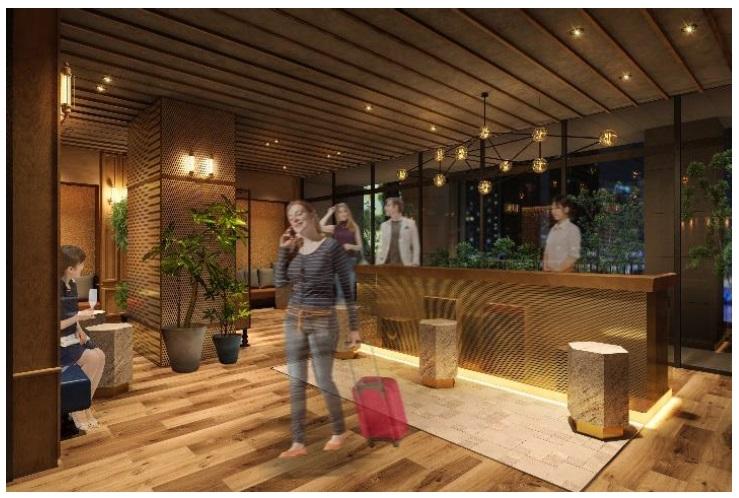 """NOHGA HOTEL AKIHABARA TOKYO (노가호테루 아키하바라 도쿄)""2020 년 1 월 16 일 (목) 예약 시작 · 7 월 1 일 (수) 개업"