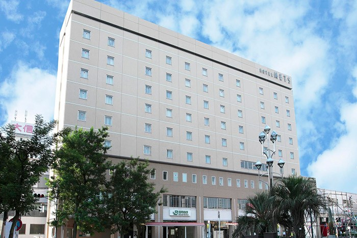 """East Japan Hotel Mets"" at the hotel near the station is available in your office space ~STATION WORK members limited special campaign fee 1,150 yen (tax excluded)~"